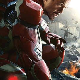MARVEL - Marvel's Avengers Age Of Ultron Iron Man character poster