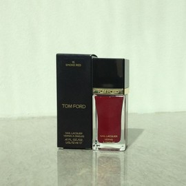 TOM FORD - NAIL LACQUER / SMOKE RED