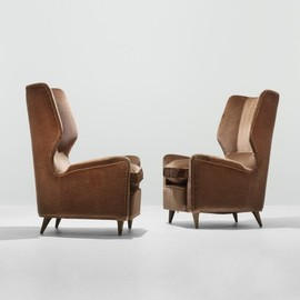 Hotel Bristol, Merano - pair of lounge chairs