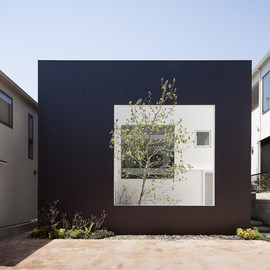 UID Architects - Frame house by