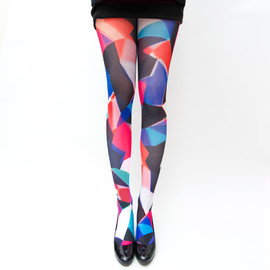"DORAMIK - Tights ""Vivid Crystal"""
