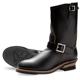 "REDWING, レッドウィング - 【STYLE No.2966】11"" Engineer (Non-Steel Toe) ""Stovepipe"""