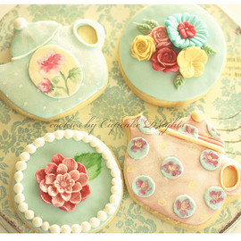 zalita - tea party cookies