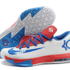 "KD VI ""Paris Tribute id"" Nike Zoom Kevin"
