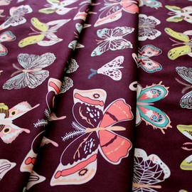Art Gallery Fabrics - Winged Wingspan Fig