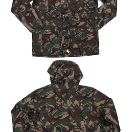 NHAAPE - NEIGHBORHOODxAAPE BY A BATHING APE CAMO JKT