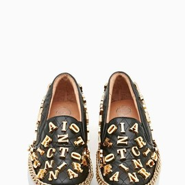 Jeffrey Campbell - Jeffrey Campbell Alva Chained Loafer - Alpha