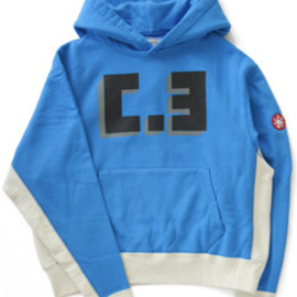 C.E - Block Heavy Hoody