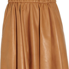 Acne - Romantic Leather Skirt