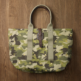RUGBY RALPH LAUREN - Camouflage Tote Bag