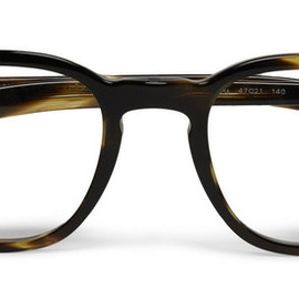Oliver Peoples - Oliver Peoples 25TH ANNIVERSARY SQUARE-FRAME OPTICAL GLASSES