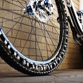 Energy Return Wheel - Airless Bike Tires, www.energyreturnwheel.com