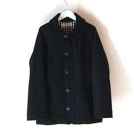 commono reproducts - COMMONO reproducts DOUBLE MELTON JKT