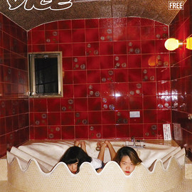 VICE MAGAZINE - THE PHOTO ISSUE 2013: COLLABORATIONS
