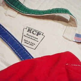 KEYSTONE CANVAS PRODUCT - crazy tote