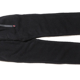 GRAMICCI - Boa Fleece Pants-Black