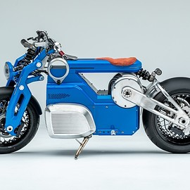 Curtiss Motorcycles - Zeus Electric Motorcycle