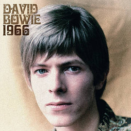 David Bowie - 1966 (I Dig Everything - The Pye Singles 1966),12,LP