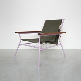 Garza Marfa - Garza Marfa Canvas Lounge Chair