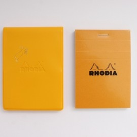 PASS THE BATON - RHODIA No.11 IN COLOR YL/Rabbit