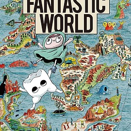 ひらのりょう - FANTASTIC WORLD 1 (torch comics)