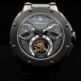 PhantomsLab - The World's First Mechanical Tourbillon Watch