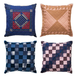A.P.C. - Image of A.P.C. Quilts Round 6 Pillows