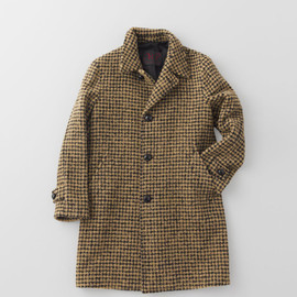 MP di Massimo Piombo - Men's Coat