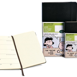Moleskine - Diary 2013 Snoopy limited edition
