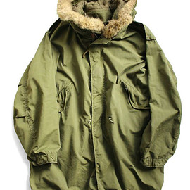 US ARMY - M-1951 PARKA