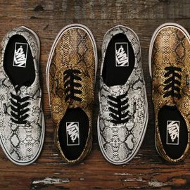 VANS - VANS AUTHENTIC SNAKE PACK