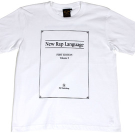 BBP - New Rap Language Tee
