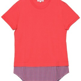 CARVEN - T-SHIRT(Tシャツ・カットソー)|レッド