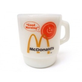 Fire King - McDonald's mug
