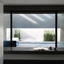 Kouichi Kimura Architect - Lounge at Gable House