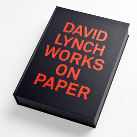David Lynch - David Lynch, Works on Paper — Limited edition