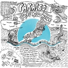 Yogee New Waves - Paraiso (LP)