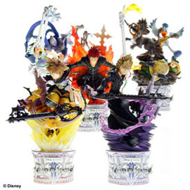 SQUARE ENIX - Disney characters FORMATION ARTS KINGDOM HEARTS II vol.2