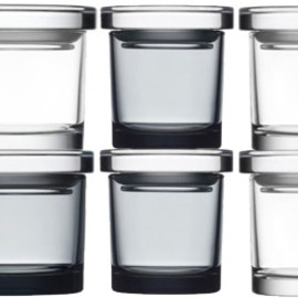 iittala - Jars -Canister- GLASS STRAGE JAR