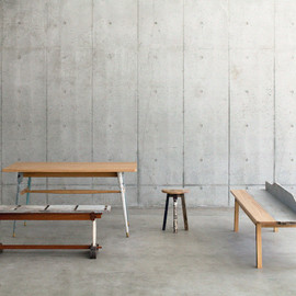ryo chohashi - table bench
