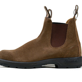 Blundstone - Side Gore Boots-553-Moss/Olive