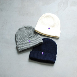 THE NORTH FACE PURPLE LABEL - THERMOLITE® Wool Knit Cap