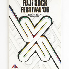 FUJI ROCK FESTIVAL '06 Official Pamphlet