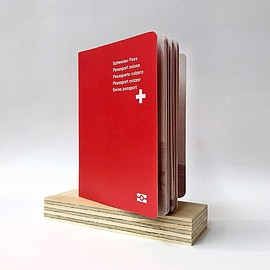 Tom Sachs - Tom Sachs Studio - Swiss Passport