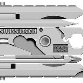 Swiss+Tech - Micro-Max 19-in-1 KeyChain MultiTool