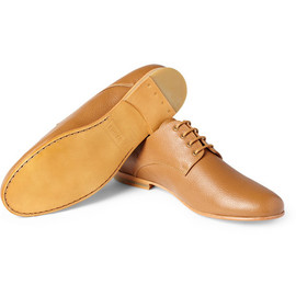 B Store - B StoreMario Leather Lace-Up Derby Shoes