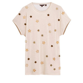 Mulberry - Star Effie Tee