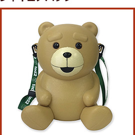 ted2 - ted2 フィギュアバッグ