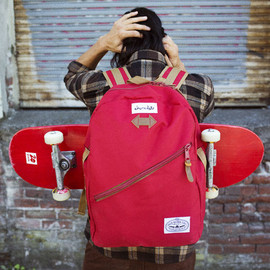 Poler, Chocolate Skateboards - POLER X CHOCOLATE DRIFTER BAG
