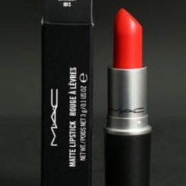 MAC - MAC Lipstick SCARLET IBIS ~ Iris Apfel collection